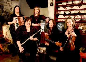 Cherish The Ladies Celtic Christmas